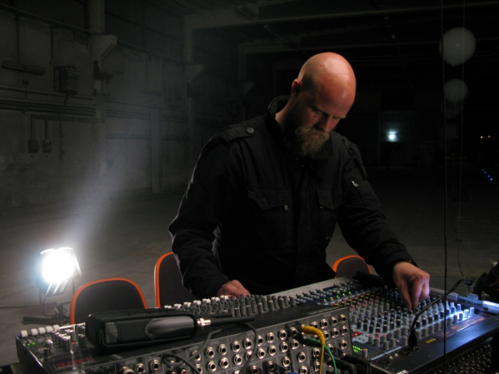 TR Kirstein, photo by Mia Aalund Kirkegaard & Jacob Kirk