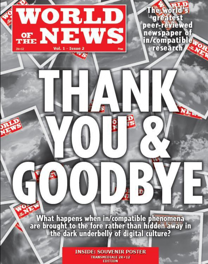 World of the News – The world's greatest peer-reviewed newspaper of in/compatibl