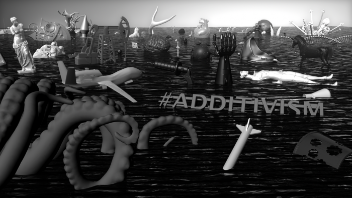 Morehshin Allahyari and Daniel Rourke, The 3D Additivist Manifesto