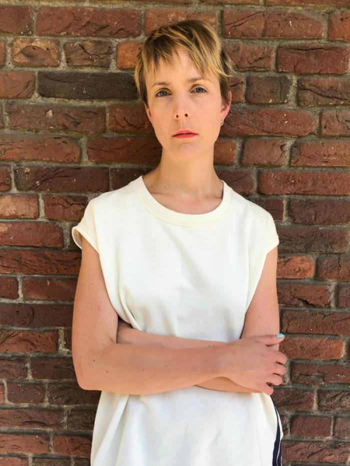 Frida Sandström, photo by Livia Prawitz